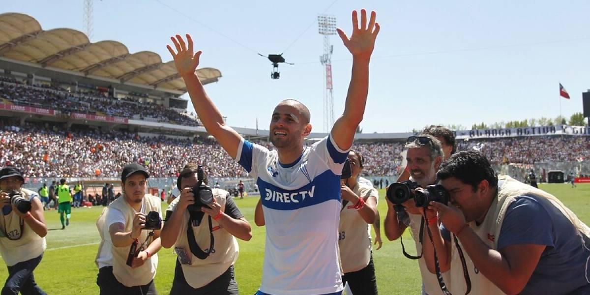 Sacha Sáez se acordó de marcar ante su cliente favorito: Nueve goles en seis partidos contra Colo Colo