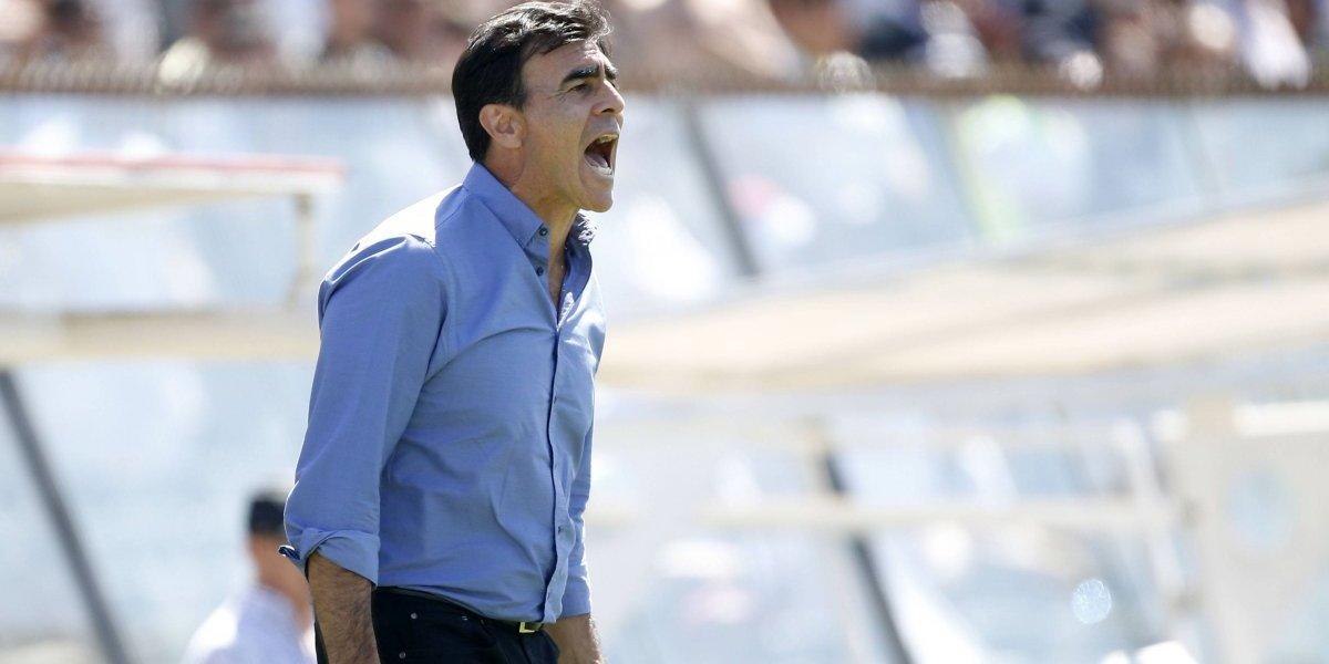 """Quinteros tras el triunfo de la UC ante Colo Colo: """"Hicimos 60 minutos casi perfectos"""""""