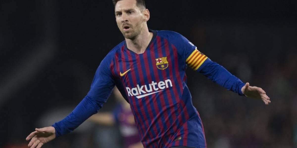 """Messi firma otro """"hat-trick"""" y se encamina al pichichi de la Liga"""