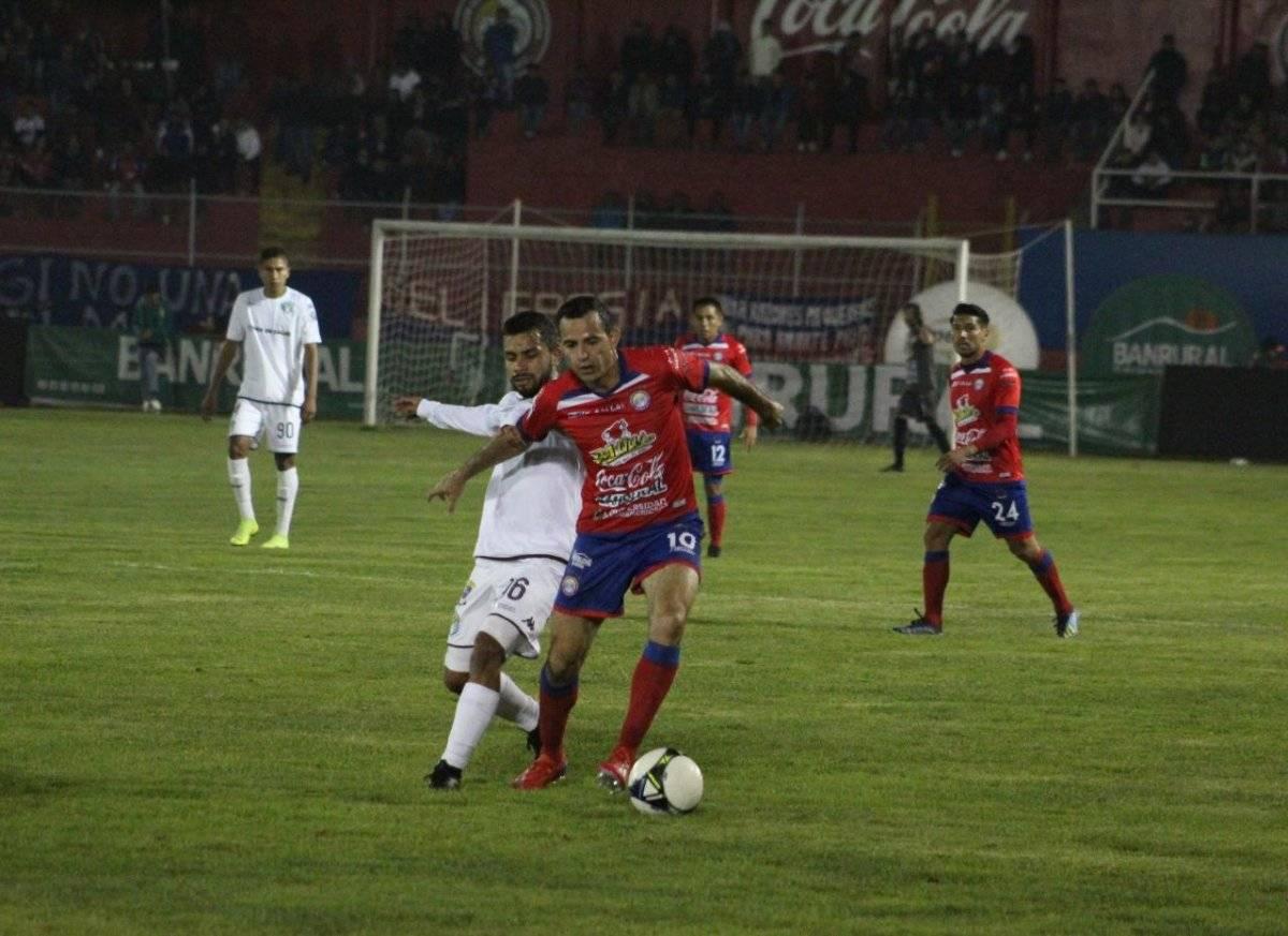 Resultado Xelajú MC vs Comunicaciones, Torneo Clausura 2019