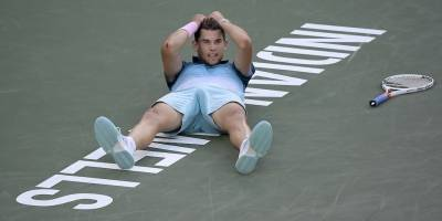 Thiem vs Federer