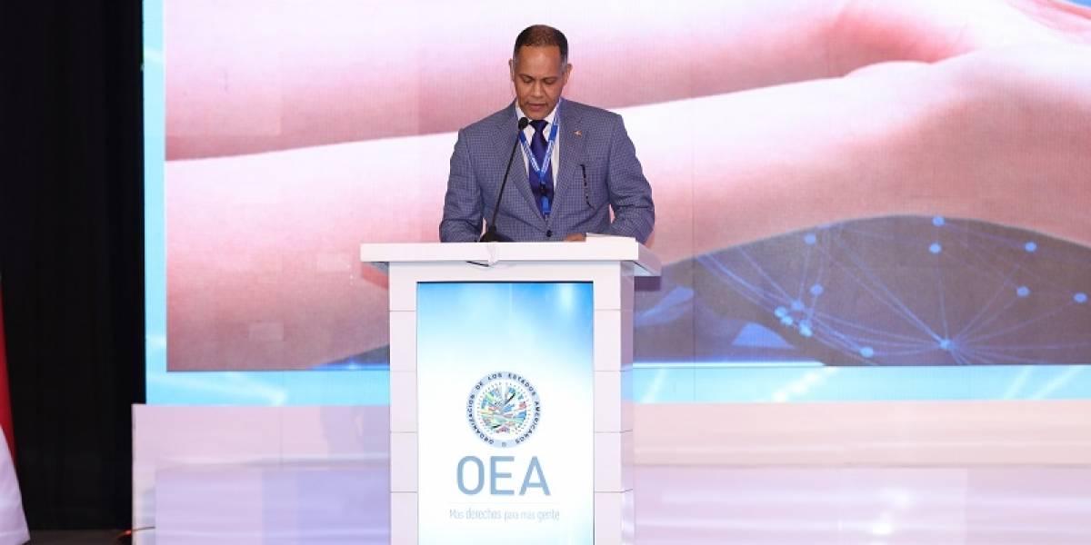 RD presenta en la OEA plan de gobierno digital para América Latina y el Caribe