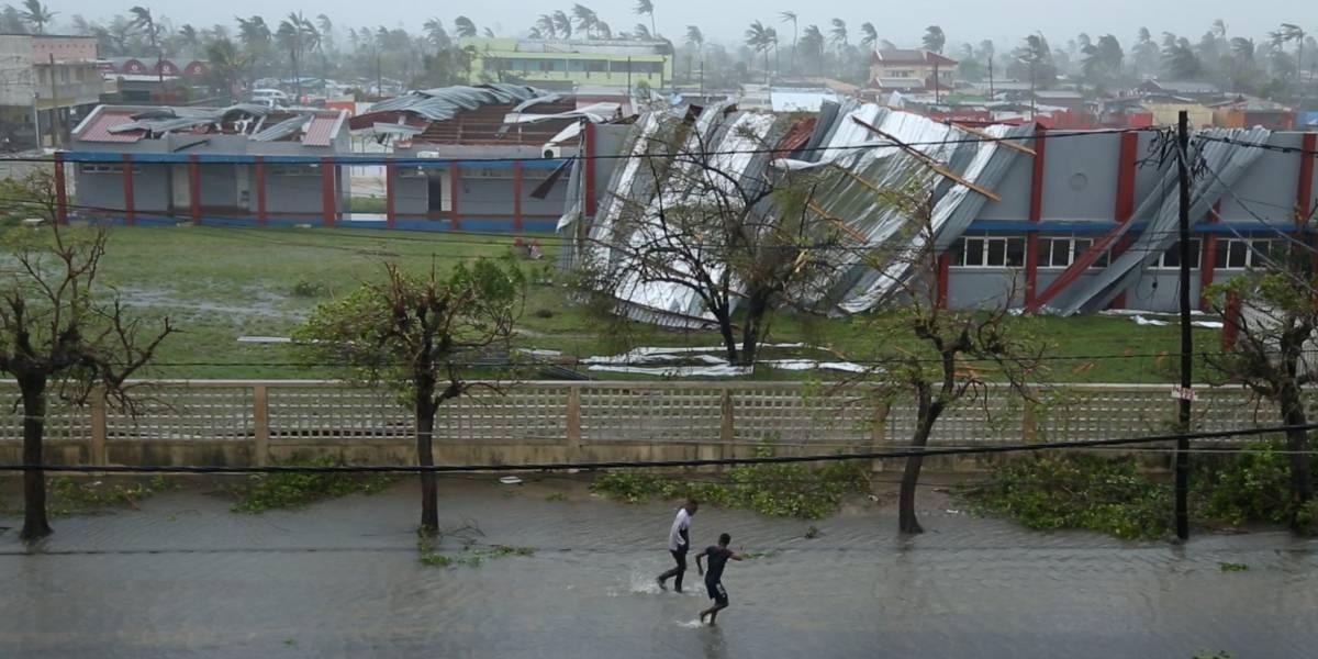 Enchentes e ciclone podem ter matado mais de mil em Moçambique, diz presidente