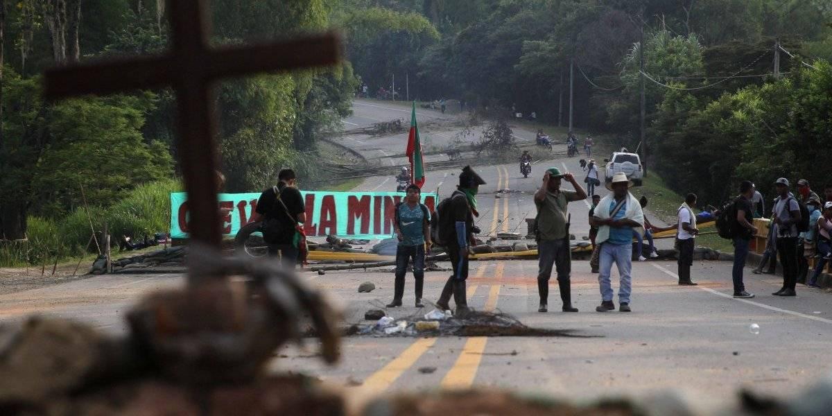 El trágico saldo de la protesta indígena por enfrentamientos
