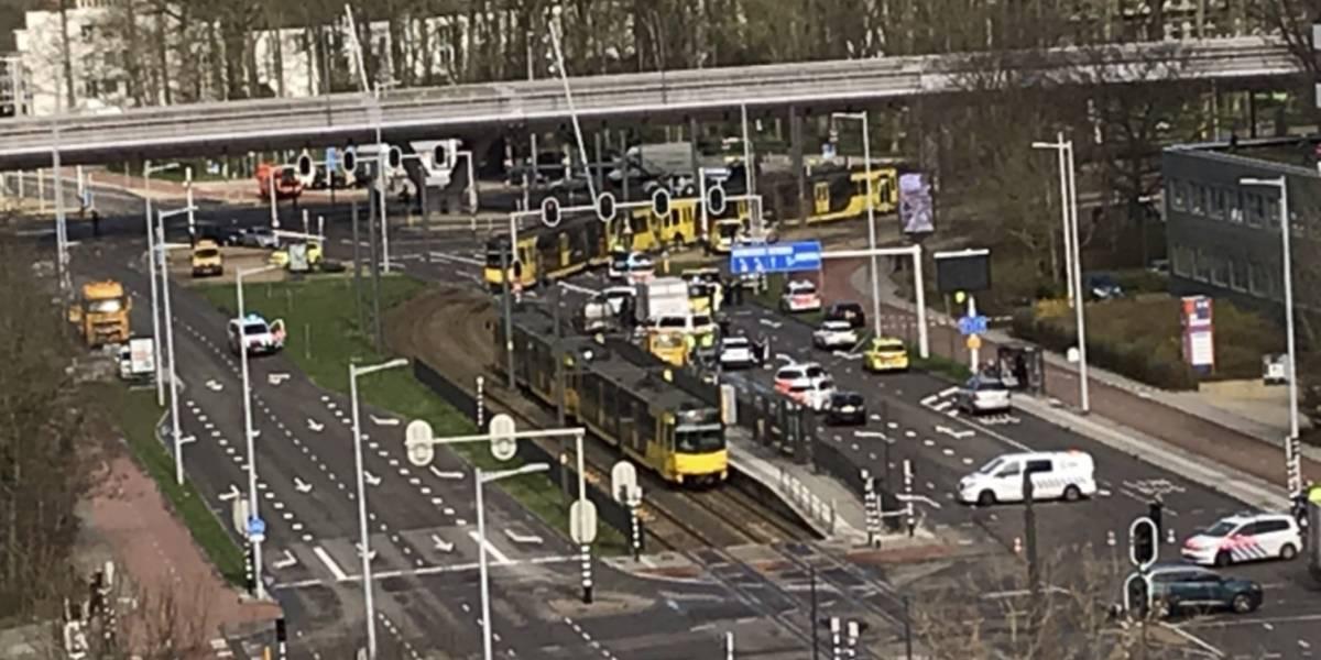 Tiroteo en Holanda: la policía captura a sospechoso identificado como un hombre turco de 37 años