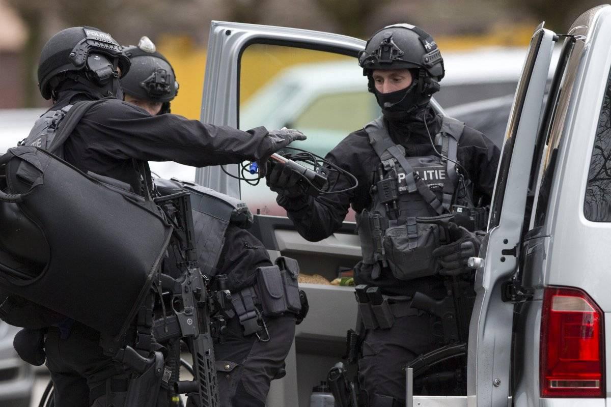 tiroteo holanda alerta terrorista