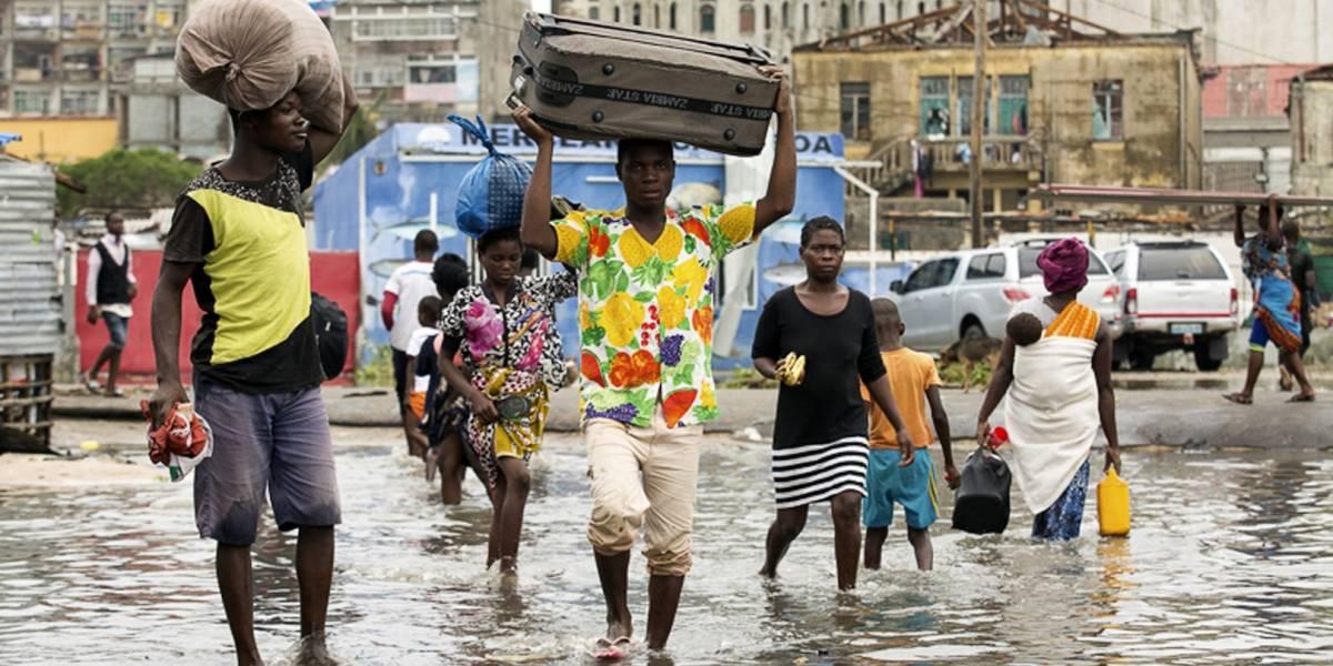 Estiman que ciclón dejó más de mil muertos en Mozambique