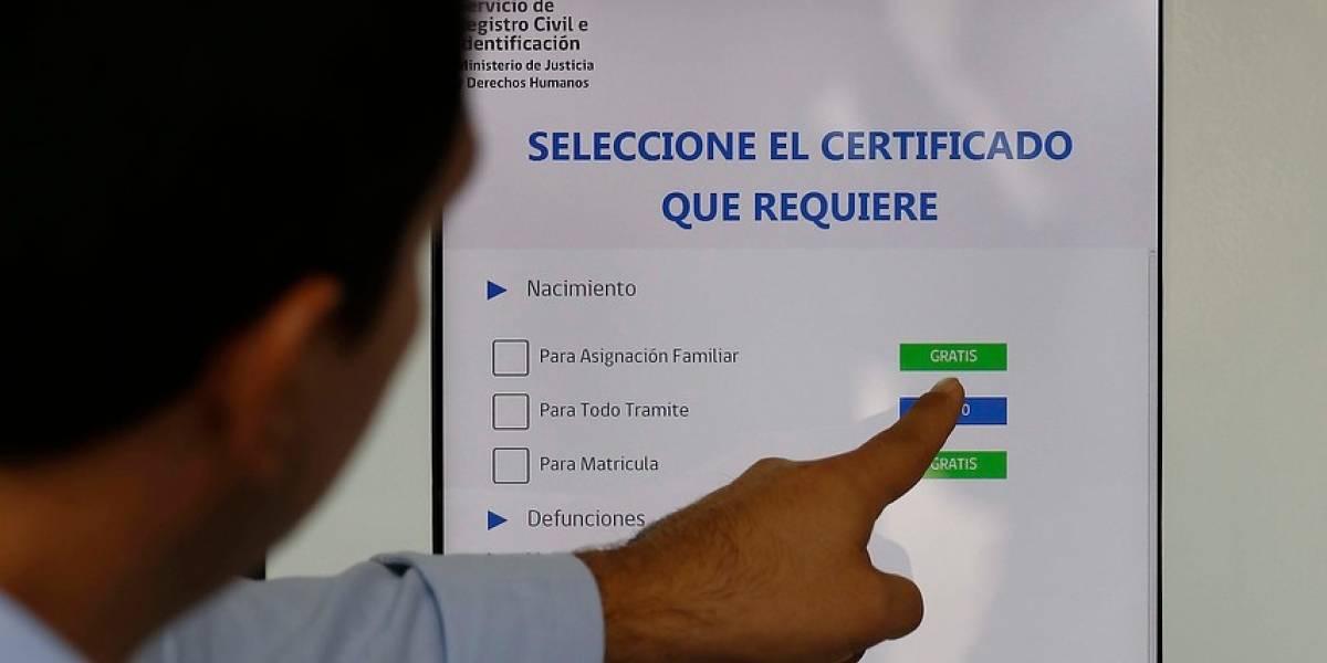 ¿Qué trámites del Registro Civil subieron de precio y cuáles empezarán a ser gratuitos este 1 de abril?