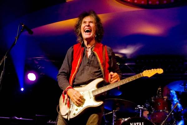 Murió Bernie Tormé, ex guitarrista de Ozzy Osbourne y Gillan