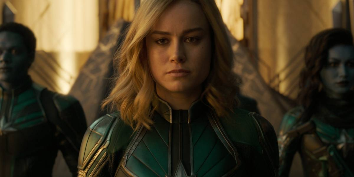Por que a Capitã Marvel não sorri? Diretora explica