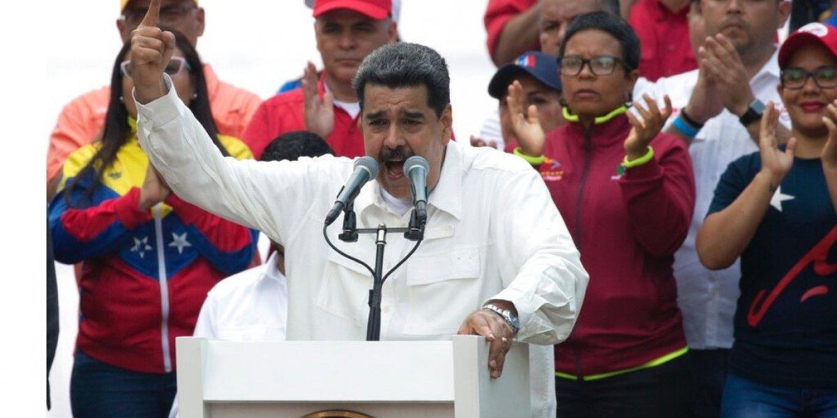 """Busca """"blindar"""" a Venezuela de """"cualquier amenaza"""": Maduro pidió la renuncia a todo su gabinete tras masivo apagón"""