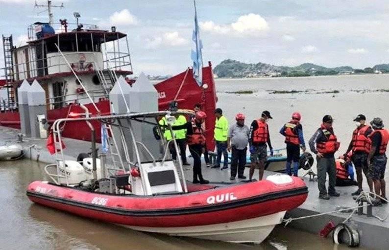 Guayaquil: Hallan cuerpo del deportista Jorge Elías Bucaram en la Isla Mondragón