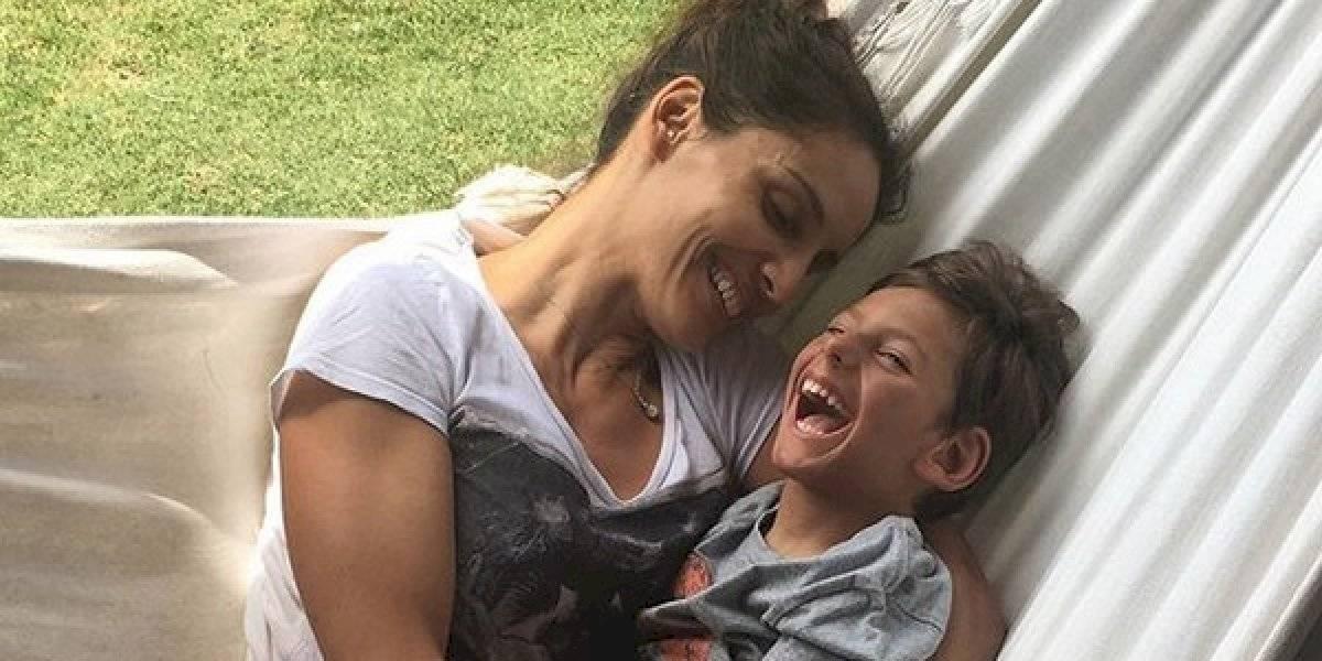 """""""Ser valiente significa vivir con el corazón"""": el pesar de Leonor Varela a más de un año de la muerte de su hijo Matteo"""
