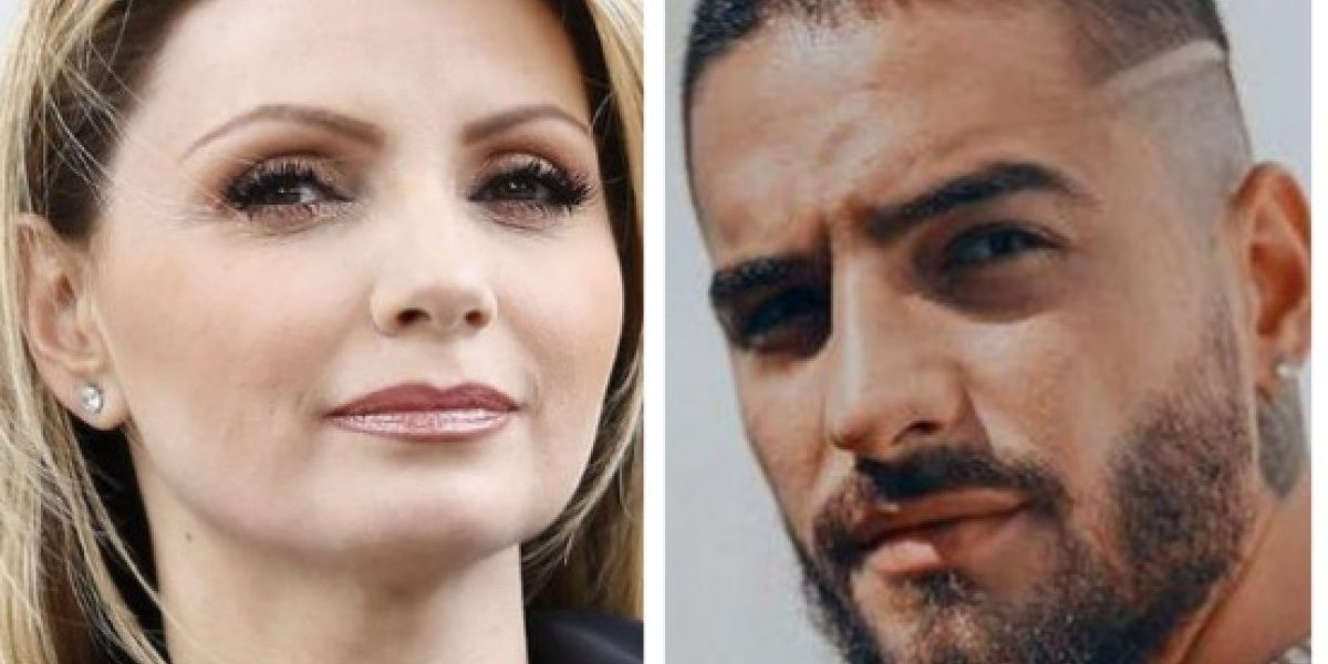 ¿Qué tienen en común Maluma y Angélica Rivera?