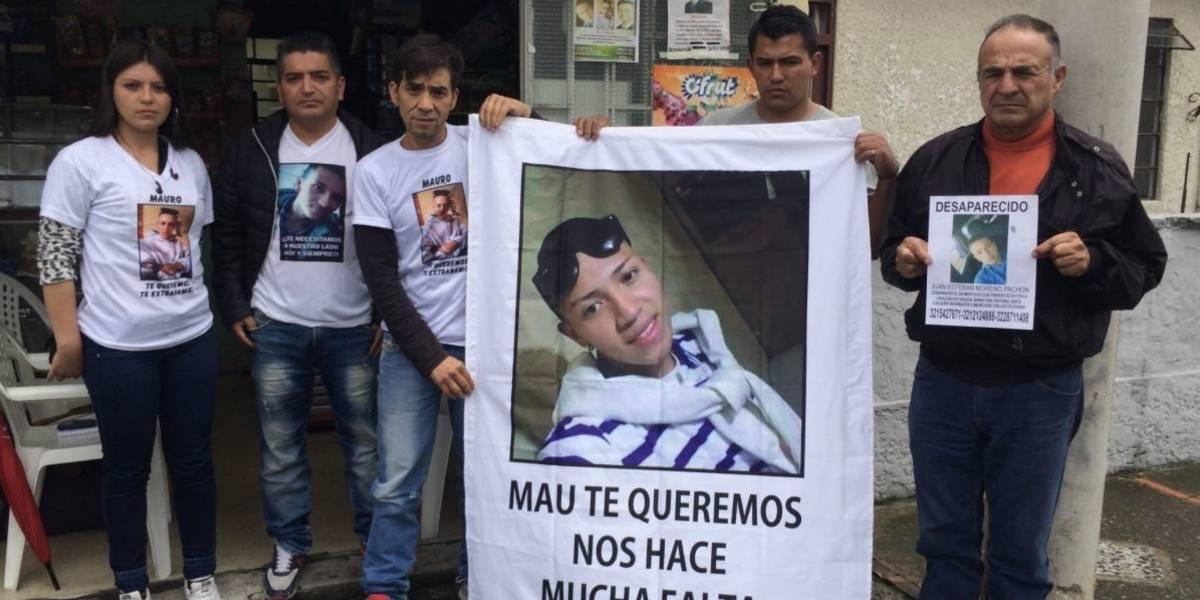 Se conocen nuevos detalles del caso de los tres jóvenes desaparecidos en Usaquén hace dos años