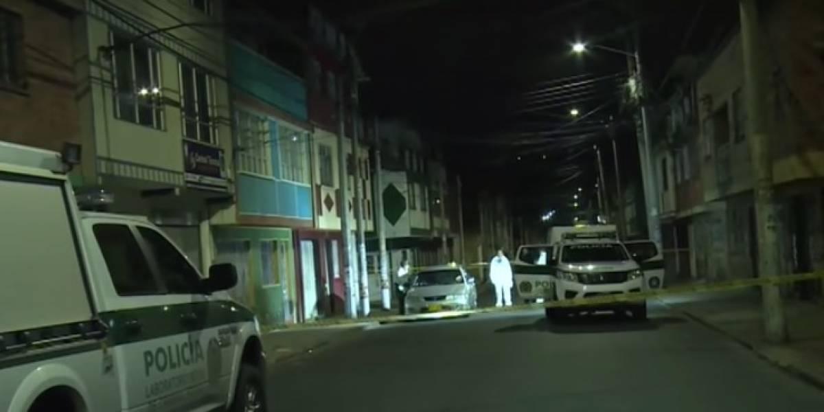 Macabro asesinato al sur de Bogotá tiene desconcertada a la Policía