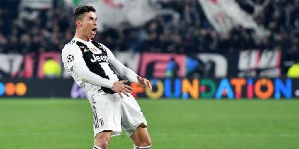 ¿Lo suspenden? UEFA revisará el gesto obsceno de Cristiano Ronaldo