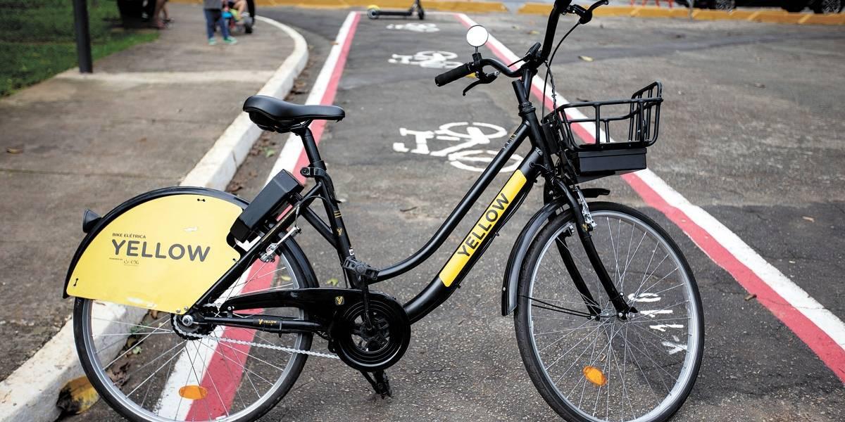 Capão Redondo, em SP, terá 200 bicicletas da Yellow com preço comunitário