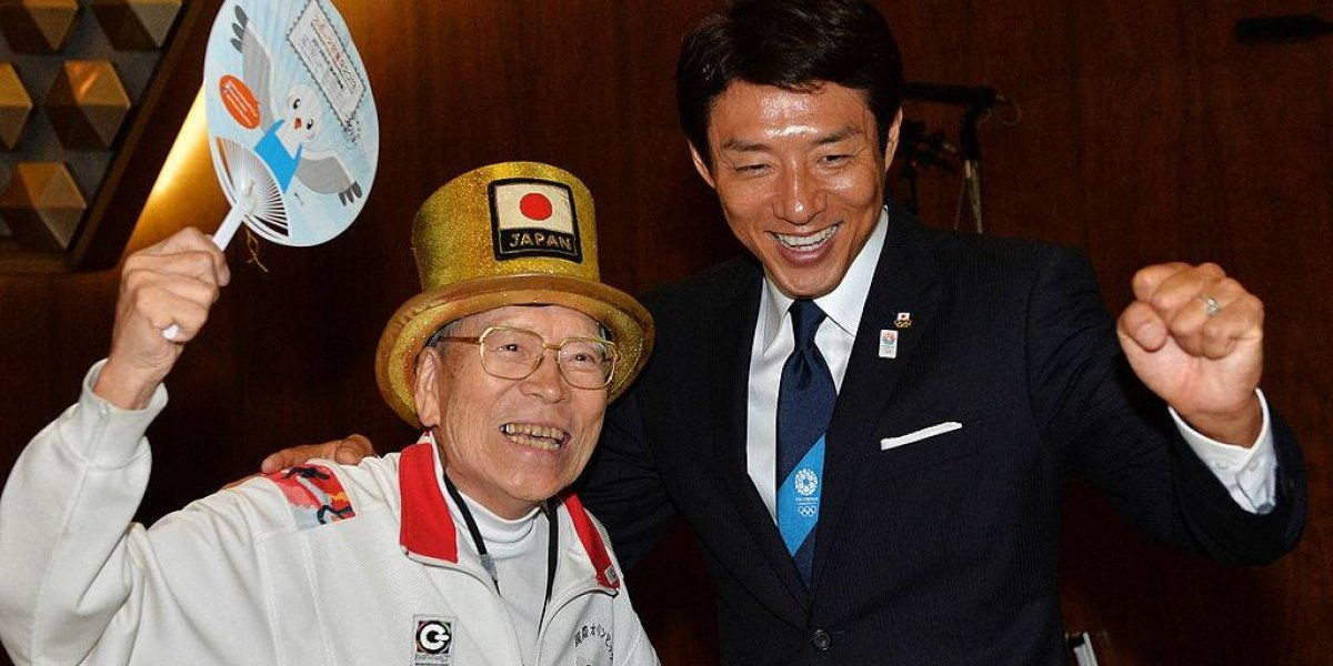 Fallece el 'abuelo olímpico' que asistió a todos los JJOO desde 1964