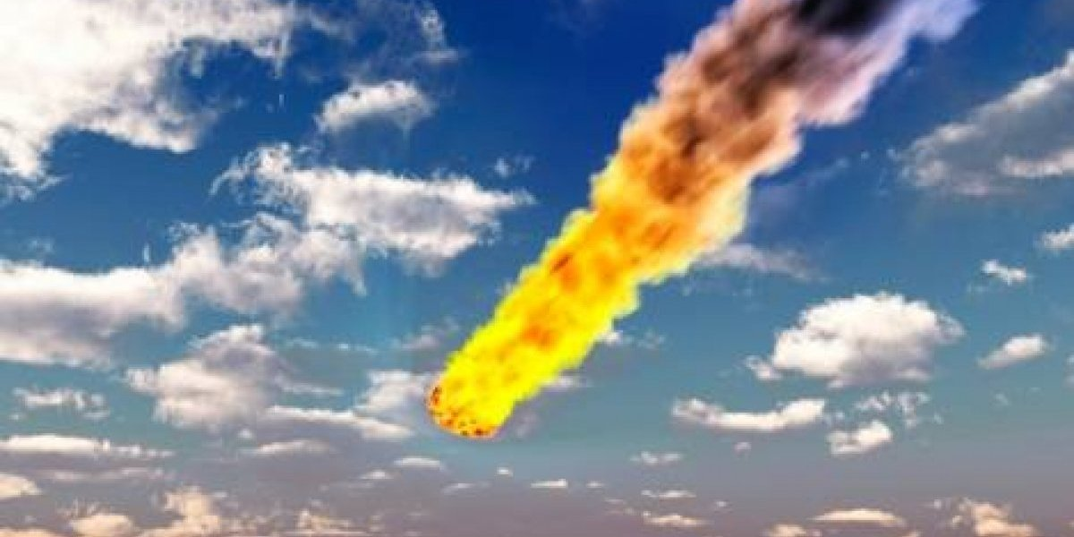 Nos salvamos por poco: gigantesco meteorito con la potencia de 11 bombas atómicas explotó sobre el mar de Bering y nadie se enteró