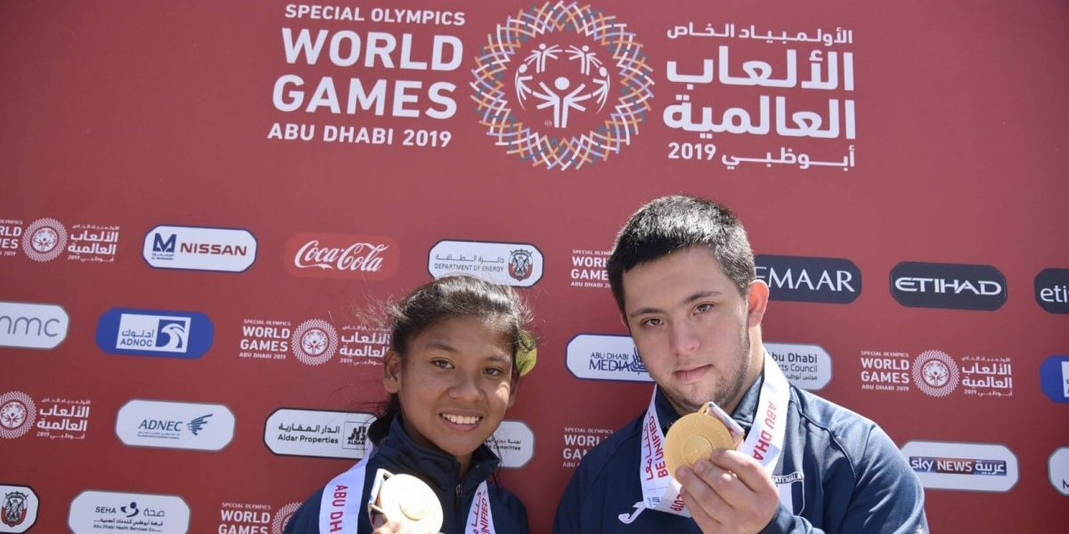 #GuateenAbuDhabi Los atletas de tenis, equitación y boliche le dan otras cuatro medallas a Guatemala