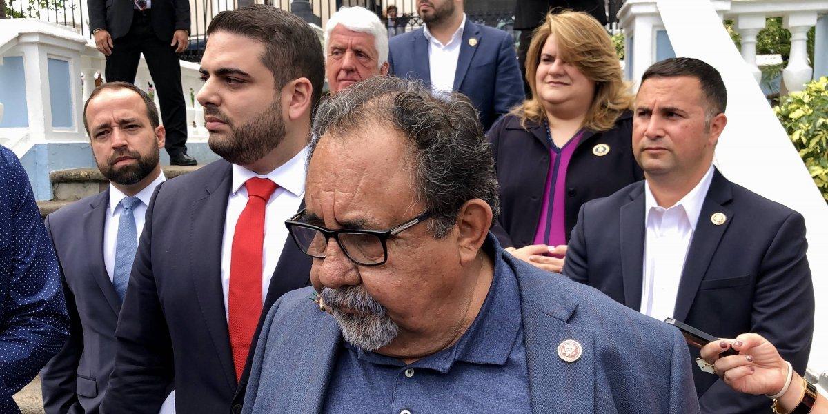 Empujarán la discusión sobre el estatus de Puerto Rico