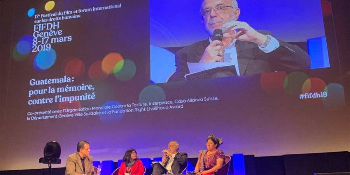 Iván Velásquez: Se debe velar por la democracia