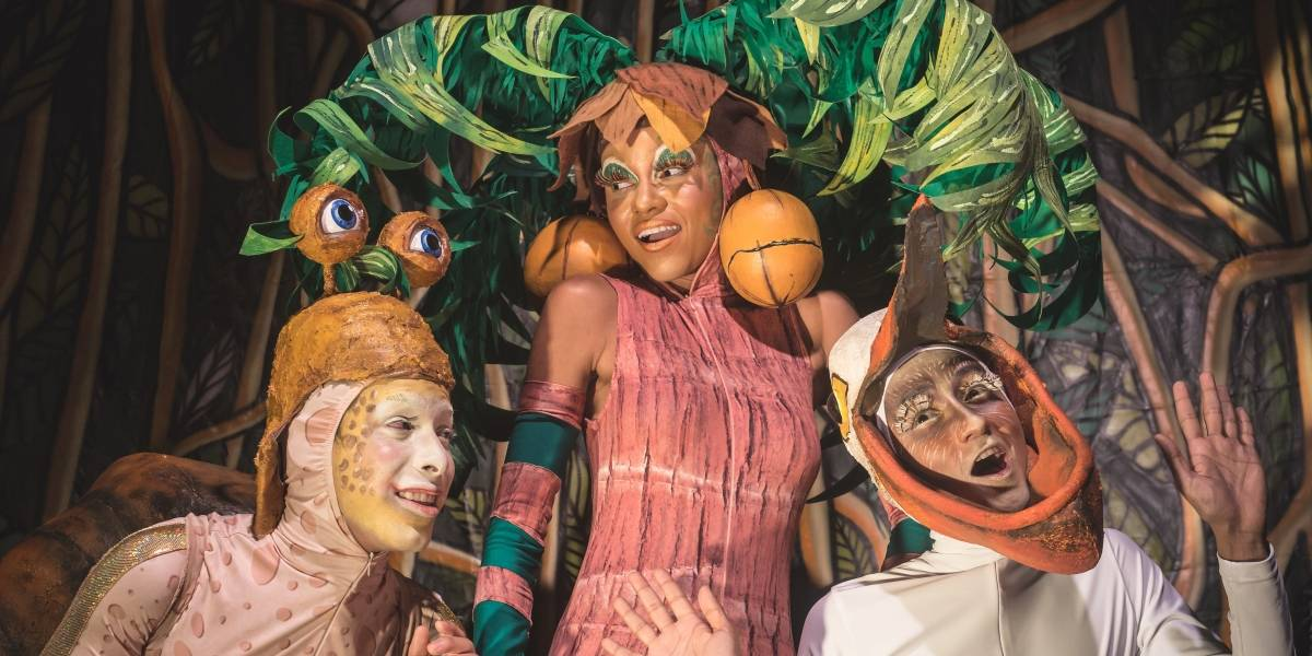 Cali estrenará 'Juan Caracol', una obra de teatro musical que promete encantar a grandes y chicos