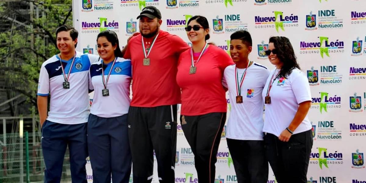 Delegación de Tiro con Arco sube al podio en el torneo Gran Prix Mexicano