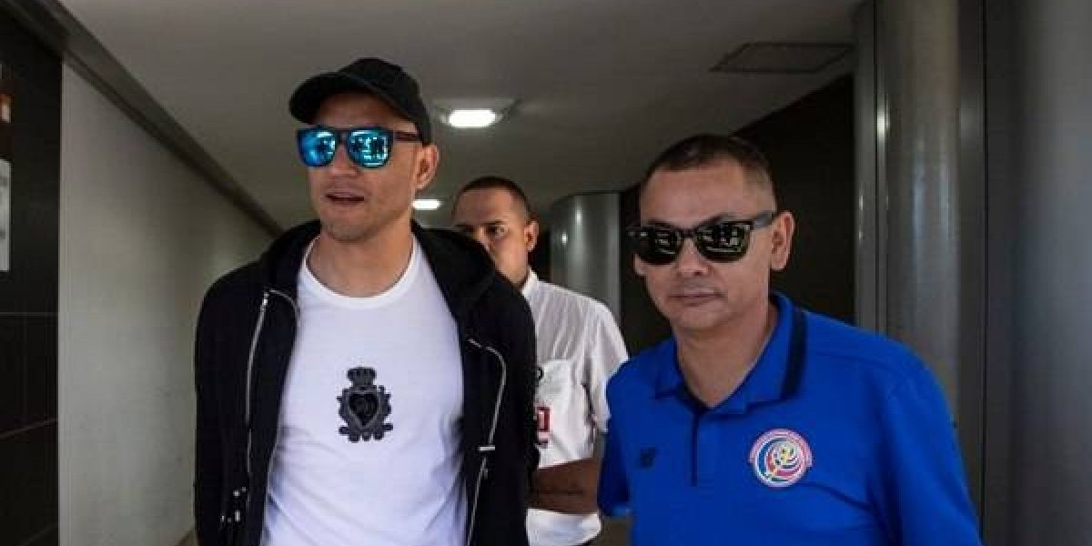 Keylor Navas causa sensación en Costa Rica previo al partido ante Guatemala
