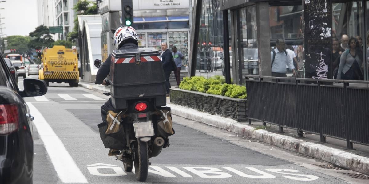 Prefeitura pode proibir remuneração por entrega em aplicativos na capital