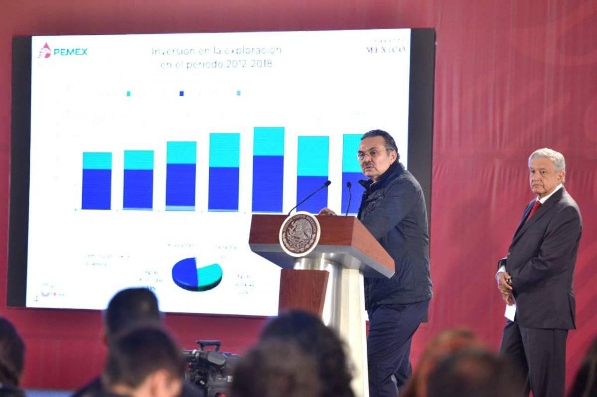 Octavio Romero Foto: Gobierno de México