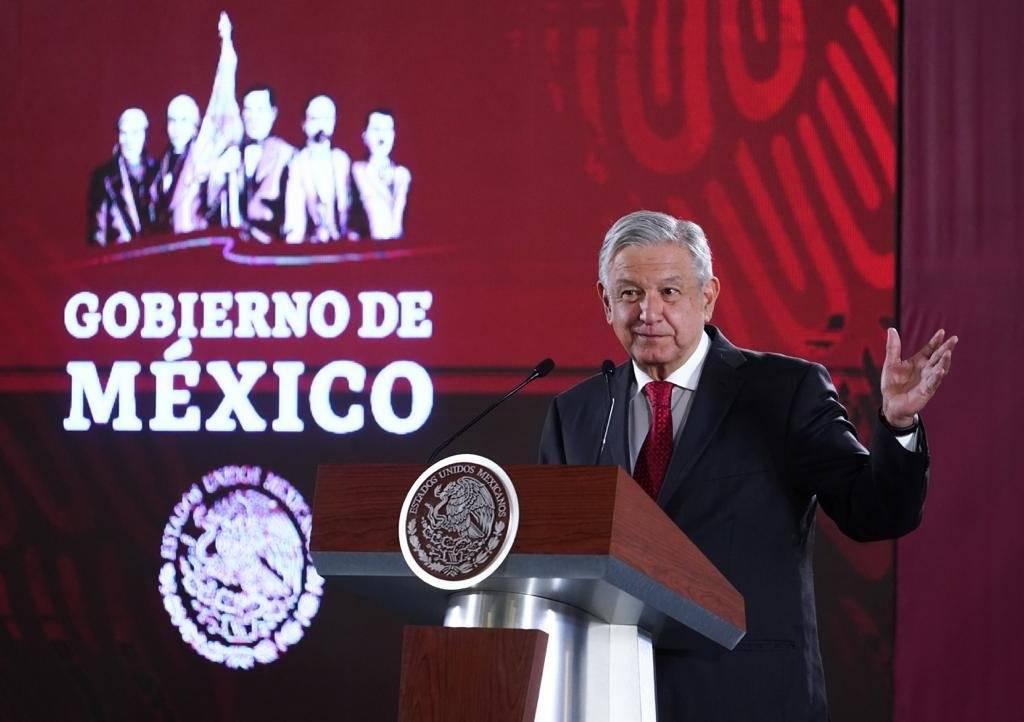 Conferencia matutina del presidente de México. Foto: Gobierno de México
