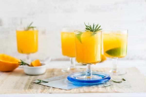 Te cascara de naranja para adelgazar
