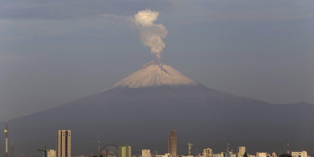 Protección Civil identifica a jóvenes que arriesgaron su vida para grabar cráter del Popocatépetl
