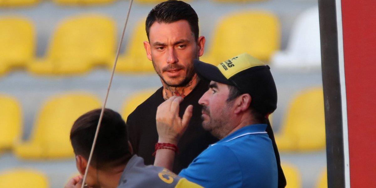 Mauricio Pinilla anotó un doblete y entusiasma a todos en Coquimbo antes de su estreno oficial