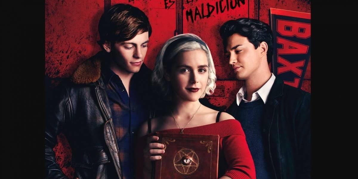 Se conoce el tráiler de la segunda temporada de 'El mundo oculto de Sabrina'