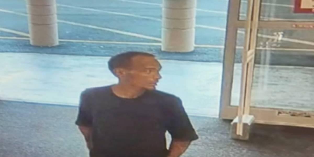 Buscan a sujeto que utilizó jeringuilla para robar en tienda de Manatí