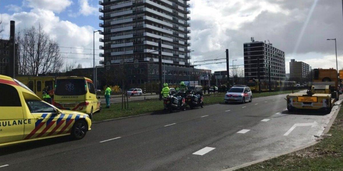 Varios heridos por tiroteo en la ciudad holandesa de Utrecht