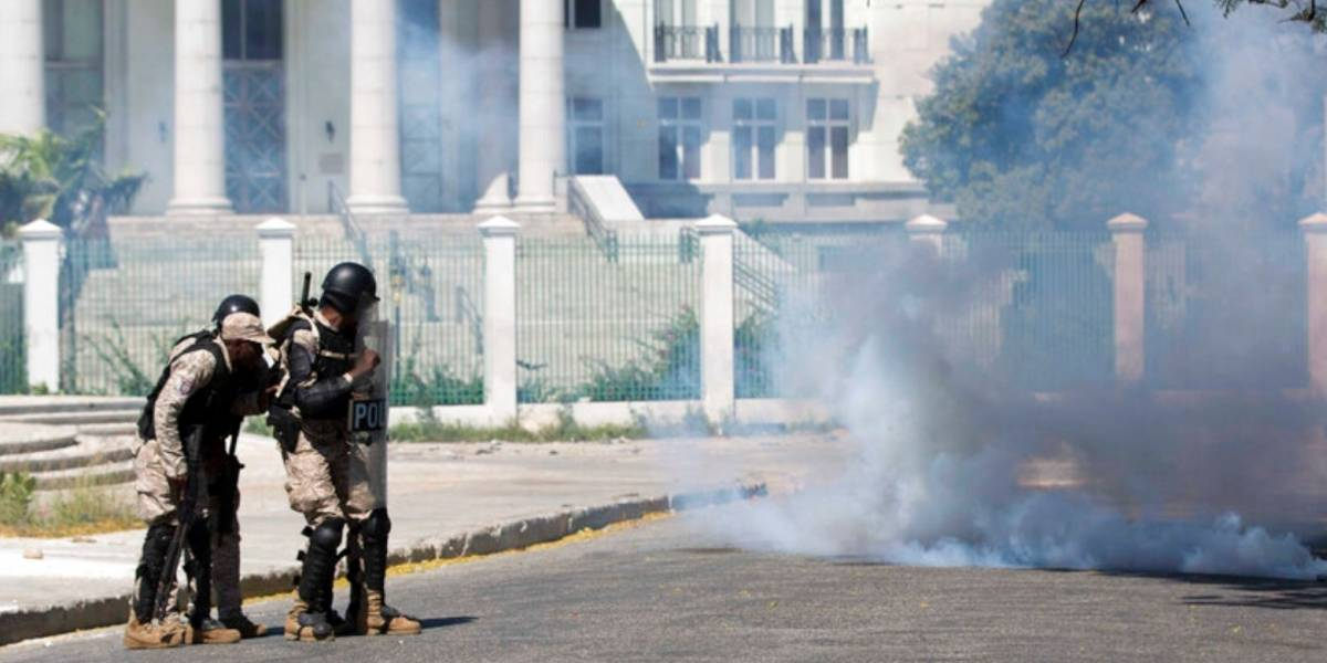 Parlamento de Haití destituye al primer ministro