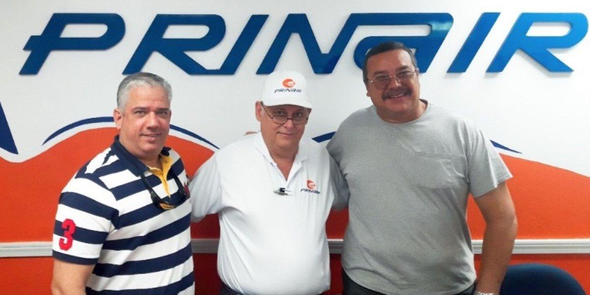 Levanta vuelo aerolínea boricua Prinair entre Aguadilla y Punta Cana