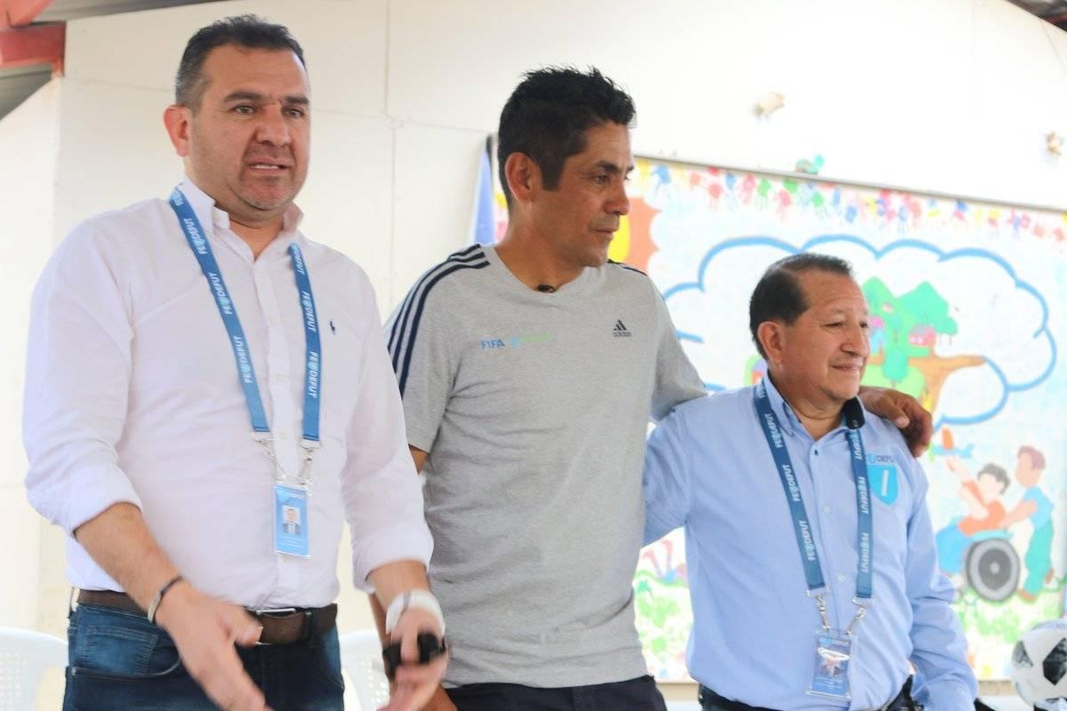 Segunda donación de la Fundación de FIFA