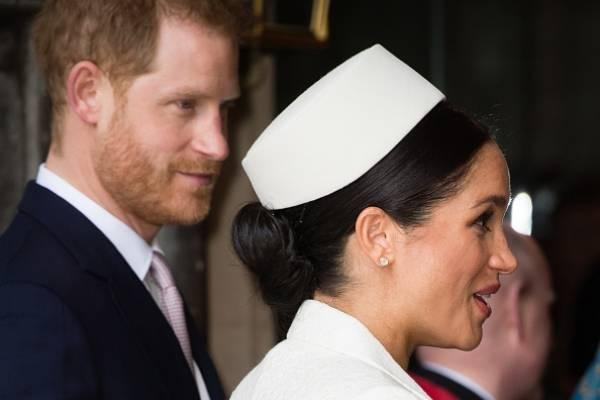 Se les fueron los planes abajo al príncipe Harry y a Meghan Markle