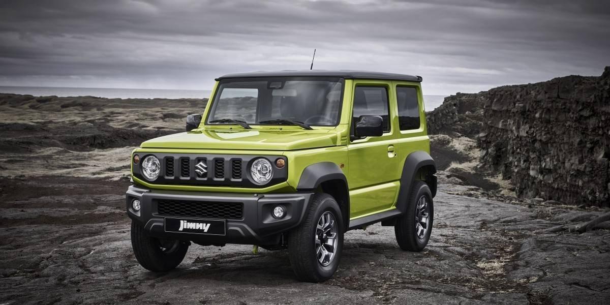 Suzuki pone en preventa digital el nuevo Jimny