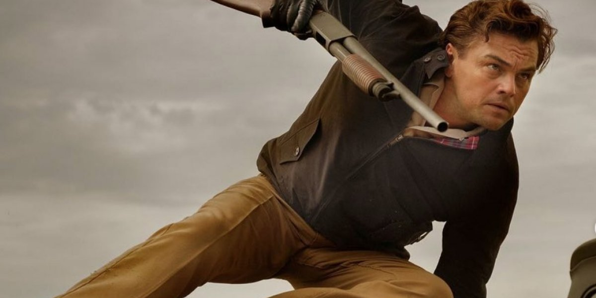 DiCaprio revela cartel de 'Once Upon a Time in Hollywood' de Tarantino