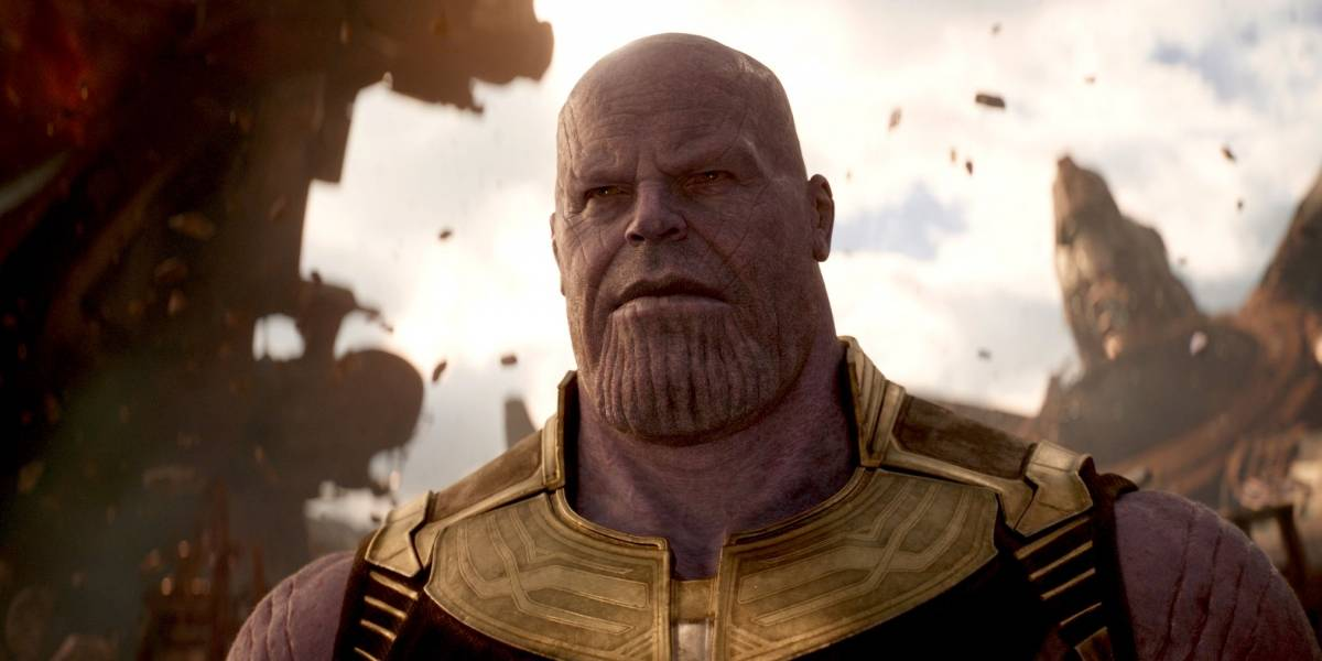 Las imágenes Thanos que enloquecen a fanáticos de