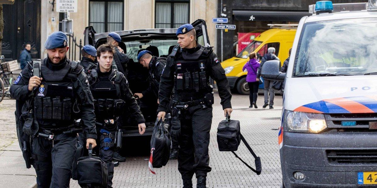 Países Bajos: Un muerto y varios heridos tras tiroteo en tranvía