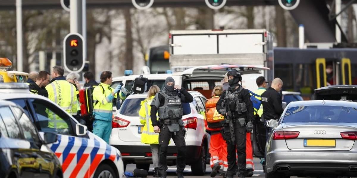 Tiroteo en Holanda deja tres muertos; difunden foto del sospechoso