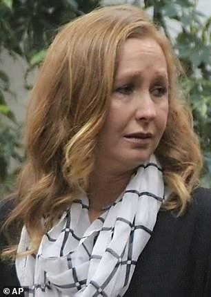 Tennille Whitaker, fue sentenciada a 20 años de prisión el pasado octubre.