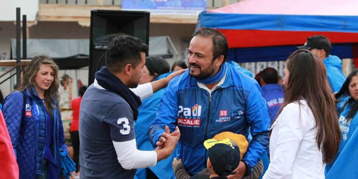 """Paúl Carrasco: """"Quiero una Cuenca equitativa y justa"""""""
